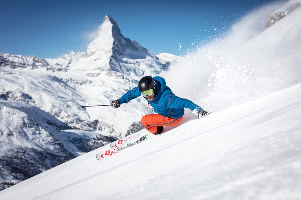 Switzerland Winter Holidays: Zermatt : Copyright by Zermatt Tourism : Photo by Pascal Gertschen