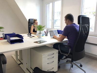 Coworking Space Basel - Bluespace