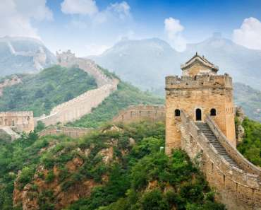 Great Wall of China - 10 Wonders of The World