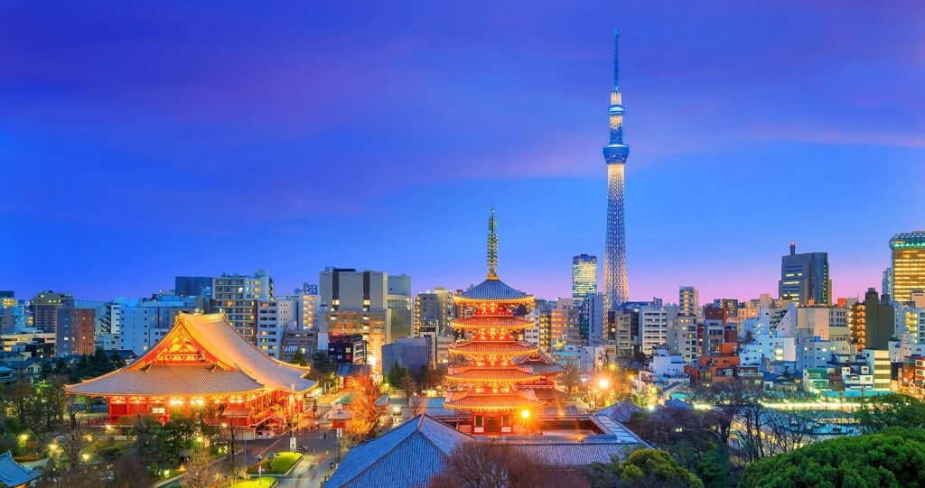 Tokyo, Japan - Safest Cities In The World