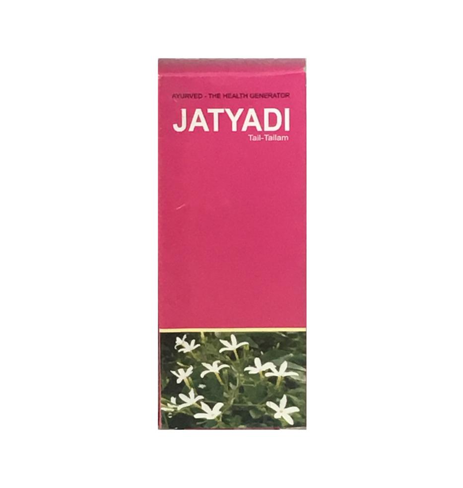 Buy Jatyadi Tail For Ayurvedic Treatment of Heeling Wound, Sinus Online