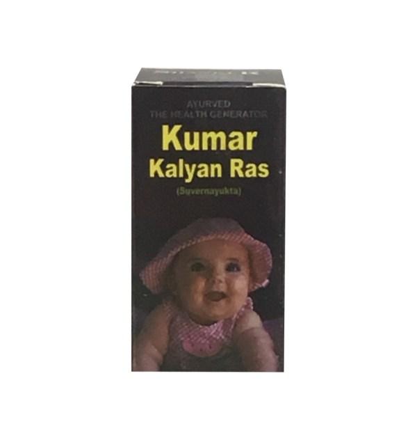 Kumar Kalyan Ras With Gold