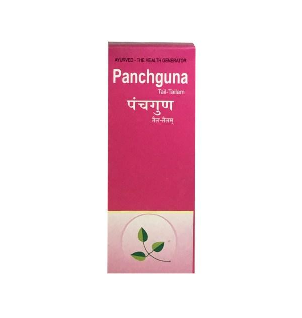 Panchguna Tail