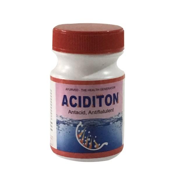 Acidoton - Antiacid & Antiflatulent