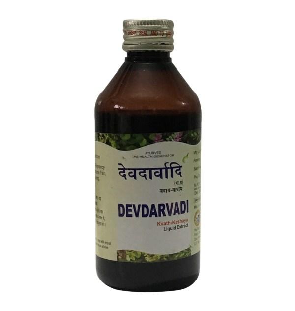 Devdarvadi Kvath