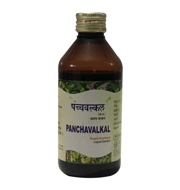 Panchavalkal Kvath