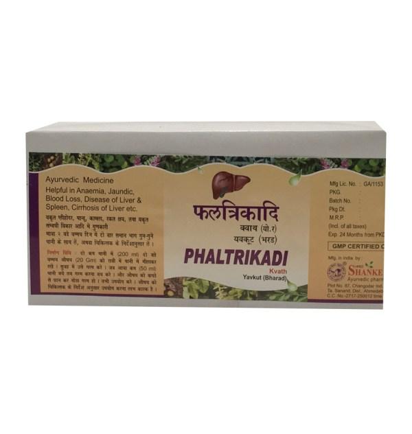 Phaltrikadi Kwath