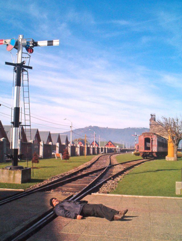 Museo ferroviario Temuco