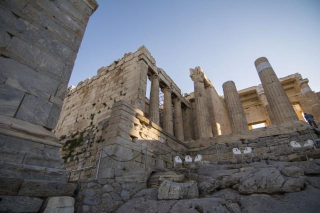 Templo de Niké Acrópolis de Atenas