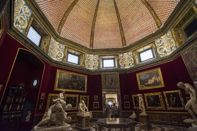Museo Uffici Florencia