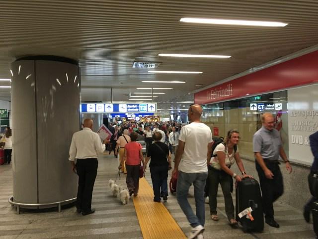Terminal 3 Fiumicino