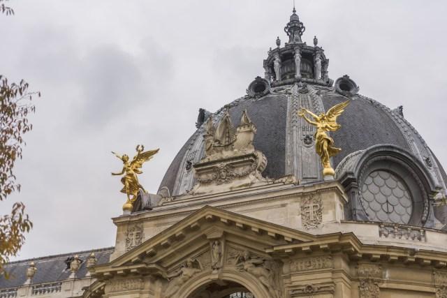 Cúpula del Petit Palais