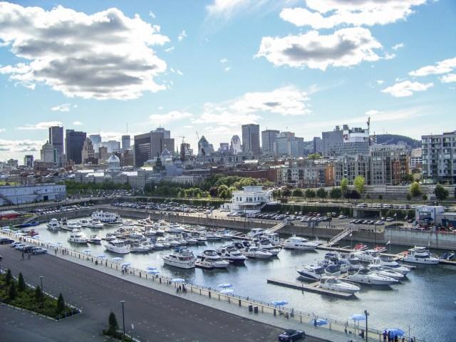 Viejo Puerto Montreal