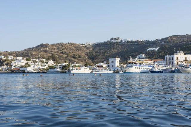 Fortaleza de San Juan Patmos Grecia