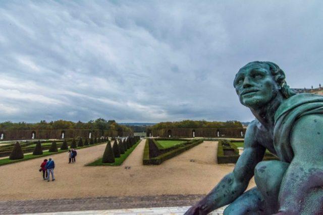 Galería de los Espejos Palacio de Versalles