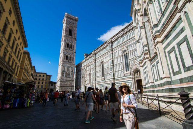 Campanario Catedral de Florencia