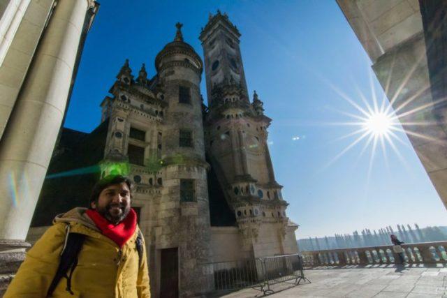 Torre del Castillo Chambord