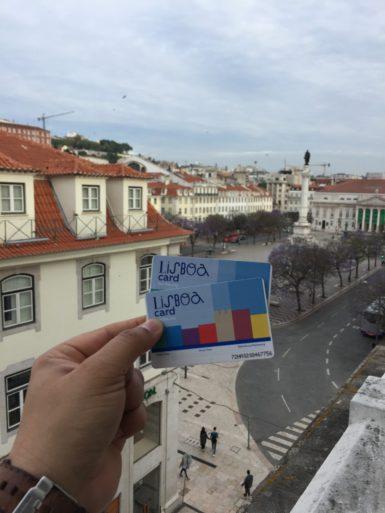 Tarjeta Lisboa Card