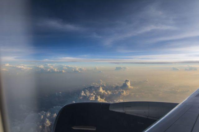 Jet Lag en vuelos largos