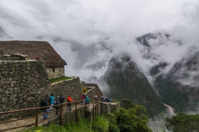 Bruma Machu Picchu