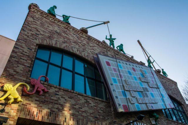 Mundo de Pixar Hollywood Studios