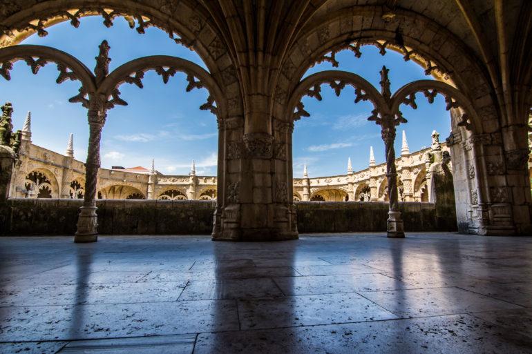 Monasterio de los Jerónimos Belen Portugal
