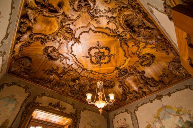 Sala del renacimiento Palacio