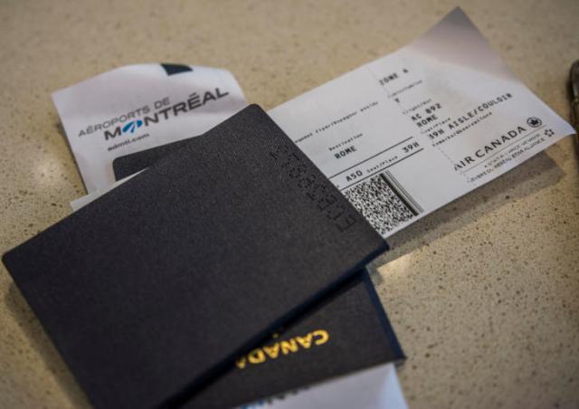 Tickets de embarque