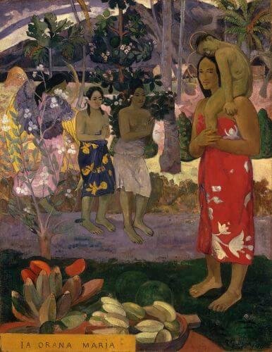 D'où Venons-nous ? Que Sommes-nous ? Où Allons-nous ? : d'où, venons-nous, sommes-nous, allons-nous, Discussion, Gauguin;s, Where, From?, Going?