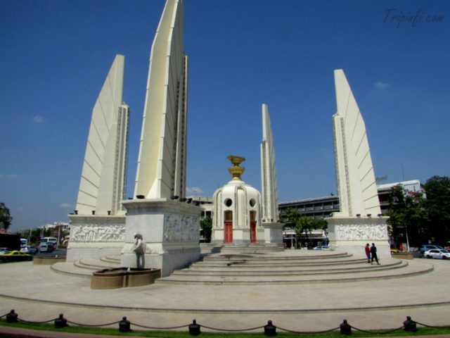 Monuments in Bangkok (Krung Thep ), Thailand - Trip from India | Travelogue | Places to visit in Bangkok