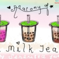 Anatomy of a Milk Tea ft. Serenitea