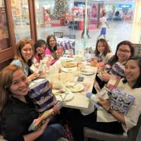 High School Reunion & A Glimpse of Winford Manila