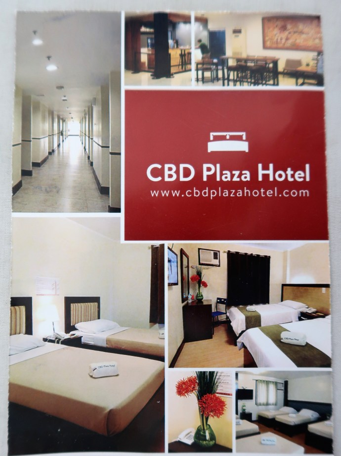 1st Night Trip to Ticao Island Resort: CBD Plaza Hotel, Naga City