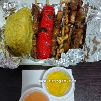 Want to try street food in Cainta? Try Yes Efren's Special BBQ!