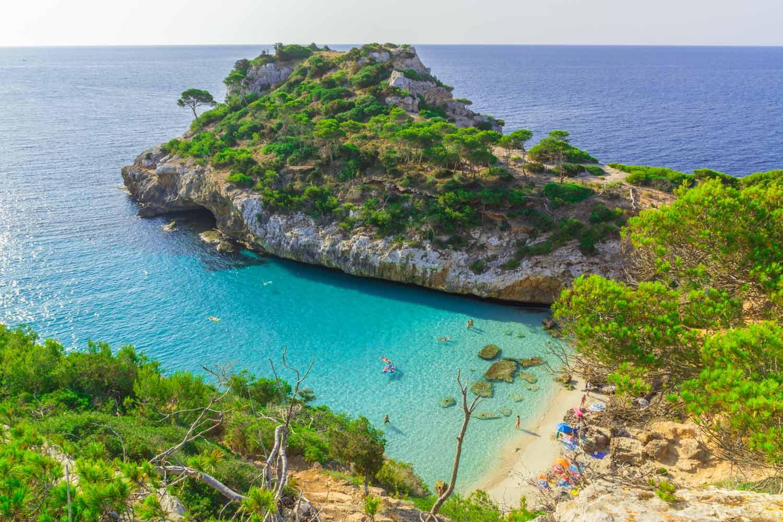 Islas Baleares MallorcaMenorcaIbizaFormentera  Gua