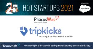 Tripkicks Phocuswright Hot 25