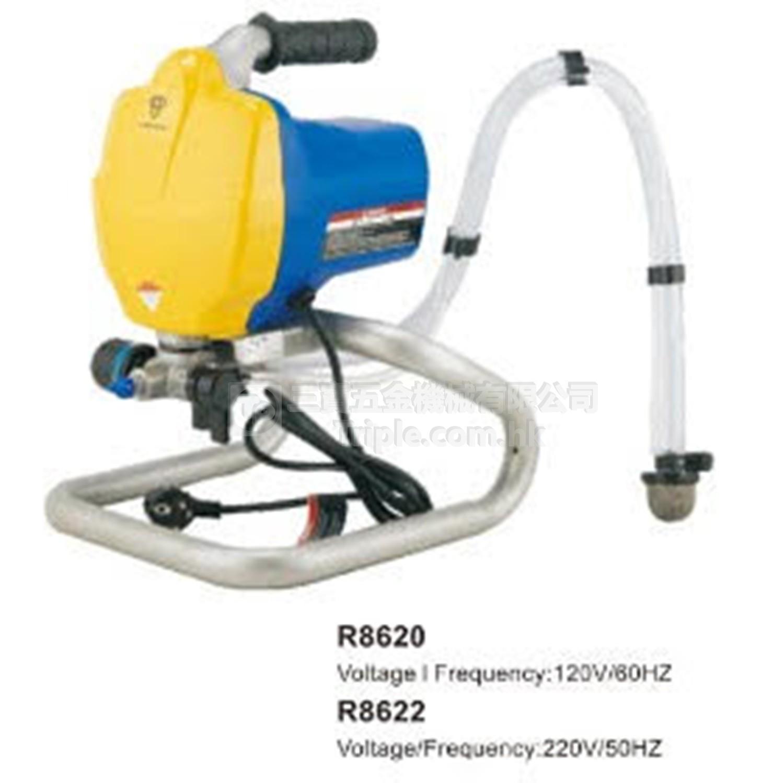 RONGPENG 電動噴油機 RT8622(220V/110V) - 三寶五金機械有限公司