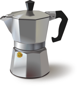 Leave a coffee maker available when you pack your kitchen.