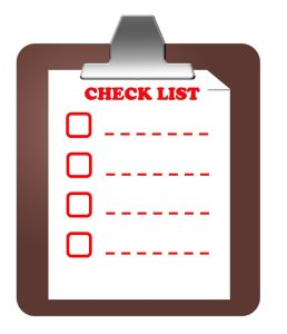 a moving checklist