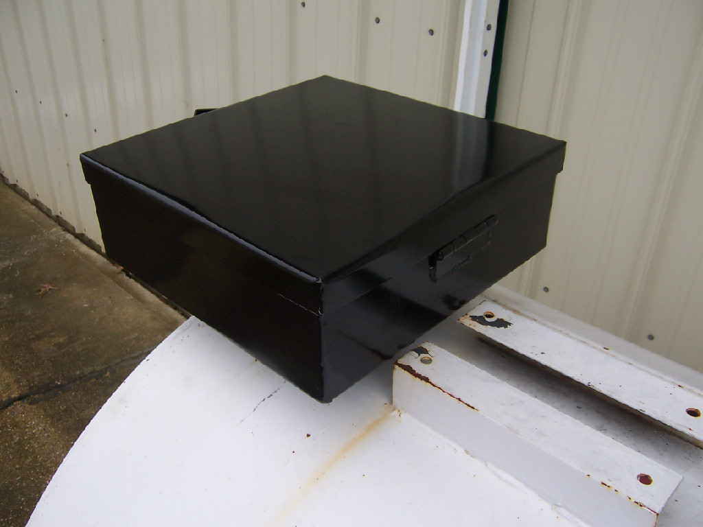 3.5 Gallon Aboveground Tank Spill Box