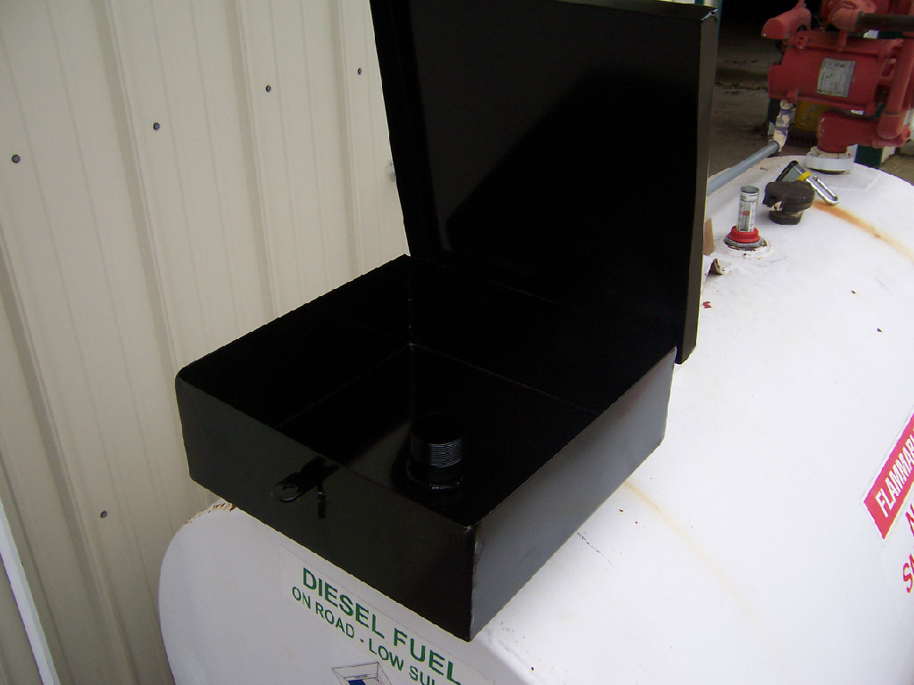 Direct Fill Spill Containment Box