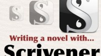 A Review of Writing a Novel with Scrivener by David Hewson