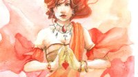Marrakeshi Adversries: The Red Lady & her Wildfire Maidens