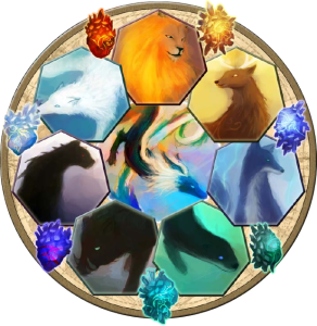 Mystic Empyrean Element Wheel