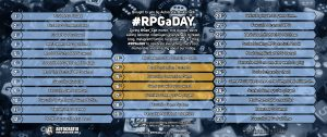 The Official #RPGaDay Meme