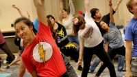 Find Your Center and Your People with Geeky Yoga