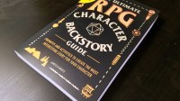 A Review of The Ultimate RPG Character Backstory Guide