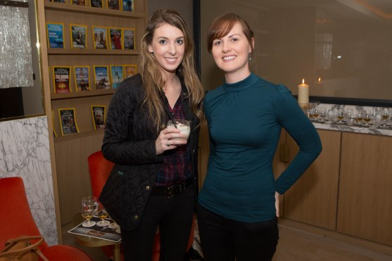 "DKANE 03/12/2015 REPRO FREE Pictured toasting the inaugural cultural Winter Whiskey Club masterclass 'Woman and Whiskey' at the River Lee Hotel are Katherine Condon and Aisling Burke, Irish Distillers . The River Lee Winter Whiskey Club celebrated its inaugural session with a special masterclass entitled 'Women & Whiskey' led by female distiller Karen Cotter. Gathered with Cotter was a largely female audience who experienced a tasting flight of Ireland's finest whiskeys on the night, including Redbreast 12 year old, Greenspot, Jameson Black Barrel and Powers 12 year old. Karen Cotter, distiller at the Microdistillery at the Jameson Experience Midleton, which is part of Irish Distillers, said: ""Jameson has led the current surge in popularity of Irish whiskey – we've grown from less than 500,000 cases in the mid-1990s to 5 million cases this year. Jameson's signature smooth taste profile, Irish character and authenticity have won legions of fans globally and we have effectively communicated with consumers through marketing properties such as film and St. Patrick's Day. Ultimately, it's the taste of the product that secures its success and future potential – and we've got that in spades across our whole portfolio."" Research reveals that women make up just 25 per cent of whisky drinkers worldwide*, but that number is increasing as cocktail culture becomes embedded in society and the appreciation of provenance and taste grows. Woman are joining the ranks of self-confessed whiskey aficionados such as Christina Hendricks and Lady Gaga, who credits Jameson for helping her song writing. The River Lee has a number cultural events planned for the Winter Whiskey Club in the New Year including Whiskey & Culture with Sean O'Riordan, Whiskey & Fashion with the Irish Year of Design and Whiskey & Music with Triskal Arts Centre and Other Voices. For more information on upcoming Winter Whiskey events at the River Lee or to make a reservation v"