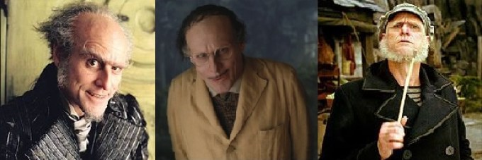 Count Olaf disguises