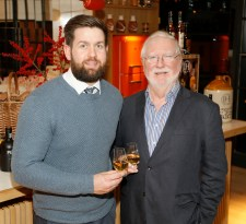 no fee if The River Lee mentioned in caption The River Lee Unveils their Local Taste Toddies on the Terrace Menu Cathal O'Brien and Myles McWeeney at The River Lee's Local Taste Toddies on the Terrace event -photo Kieran Harnett The River Lee Hotel showcase their special Local Taste Toddies on the Terrace menu to be enjoyed during the Christmas and Winter season, which brings together the best local artisan product offerings across food and drink. Visit The River Lee to enjoy Toddies on the Terrace this winter season. For further information, please contact Donna Parsons, Edelman: Email: Donna.Parsons@edelman.com Phone: 01 678 9333| 087 650 1468